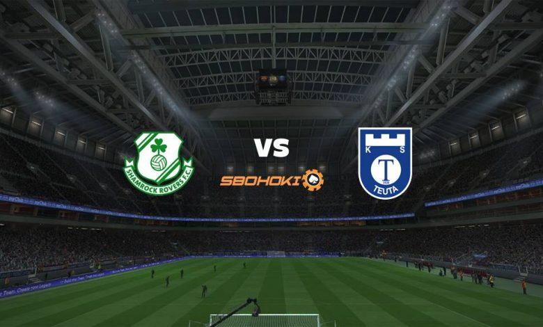 Live Streaming  Shamrock Rovers vs KS Teuta 5 Agustus 2021 1