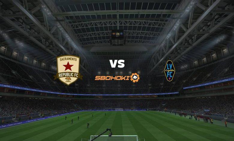 Live Streaming  Sacramento Republic FC vs Las Vegas Lights FC 15 Agustus 2021 1