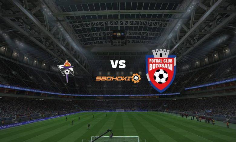 Live Streaming  Gaz Metan vs FC Botosani 16 Agustus 2021 1
