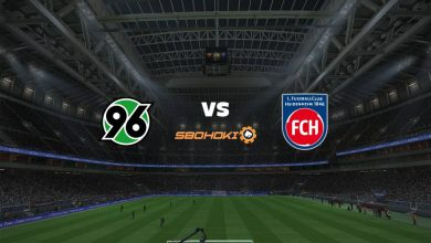 Photo of Live Streaming  Hannover 96 vs 1. FC Heidenheim 20 Agustus 2021