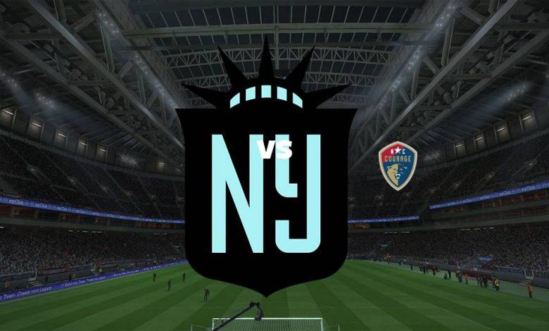 Live Streaming  NJ/NY Gotham FC vs North Carolina Courage 7 Agustus 2021 1