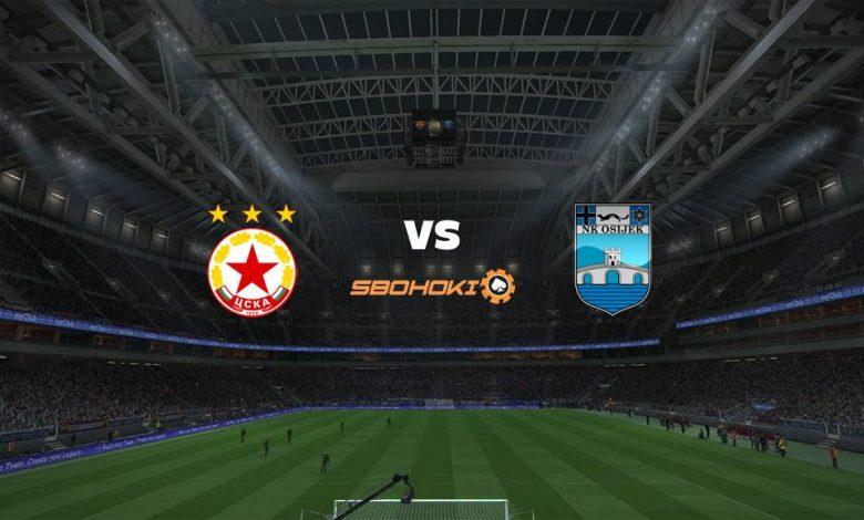 Live Streaming  CSKA Sofia vs Osijek 5 Agustus 2021 1