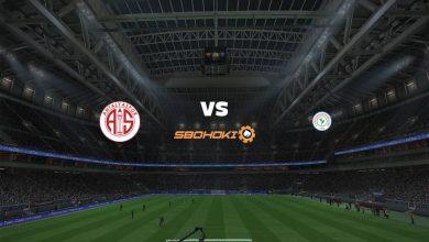 Photo of Live Streaming  Antalyaspor vs Caykur Rizespor 27 Agustus 2021