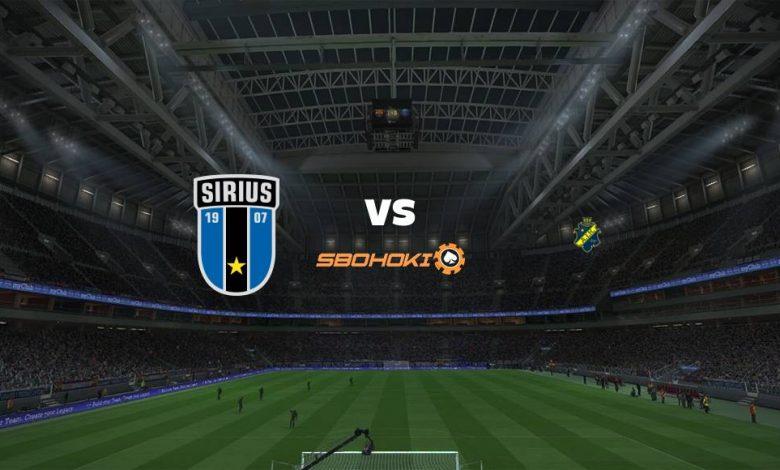 Live Streaming  Sirius vs AIK 16 Agustus 2021 1