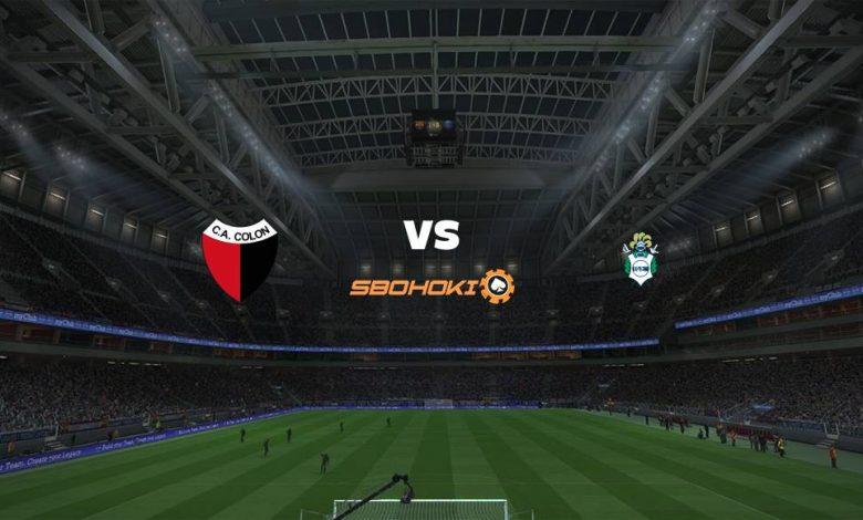 Live Streaming  Colón (Santa Fe) vs Gimnasia La Plata 13 Agustus 2021 1