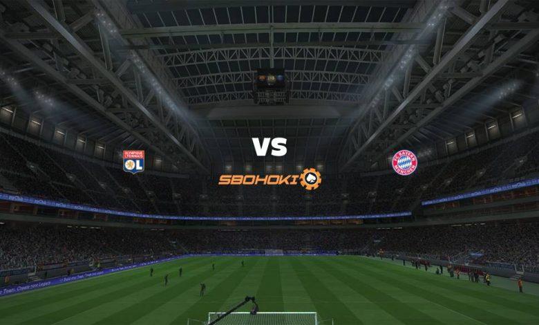 Live Streaming  Olympique Lyonnais vs Bayern München 4 Agustus 2021 1