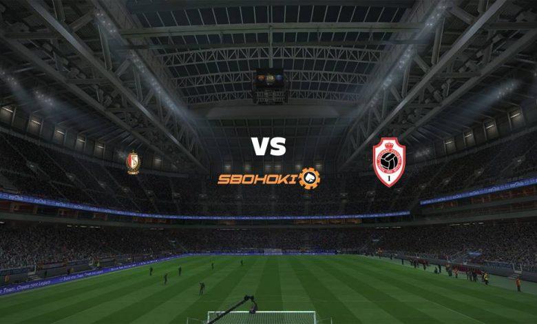 Live Streaming  Standard Liege vs Antwerp 8 Agustus 2021 1