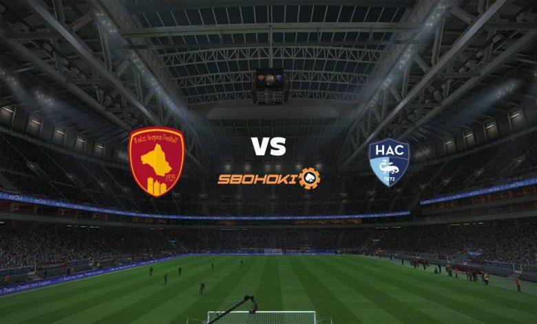 Live Streaming  Rodez Aveyron vs Le Havre AC 14 Agustus 2021 1