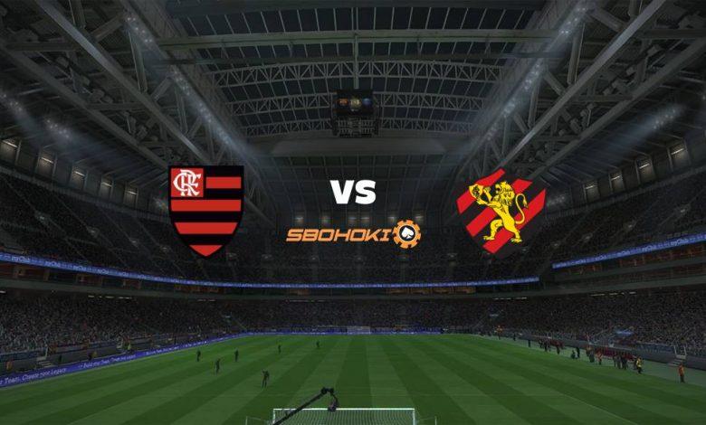 Live Streaming  Flamengo vs Sport 15 Agustus 2021 1