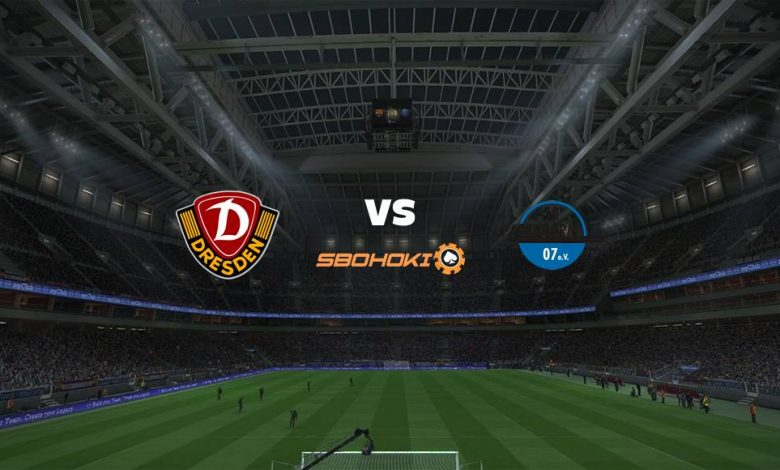 Live Streaming  Dynamo Dresden vs SC Paderborn 07 6 Agustus 2021 1