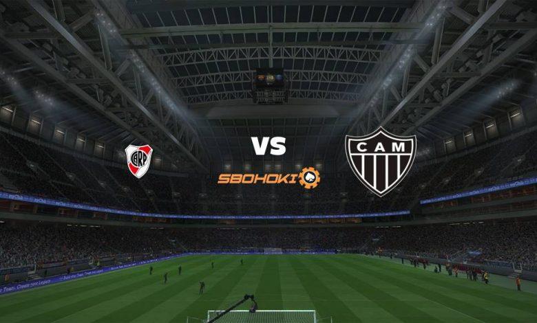 Live Streaming  River Plate vs Atlético-MG 12 Agustus 2021 1