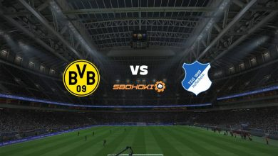 Photo of Live Streaming  Borussia Dortmund vs Hoffenheim 27 Agustus 2021