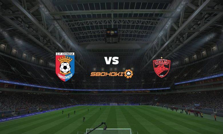 Live Streaming  Chindia Targoviste vs Dinamo Bucuresti 8 Agustus 2021 1