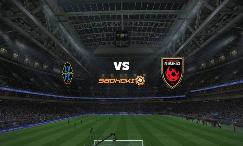 Live Streaming  Las Vegas Lights FC vs Phoenix Rising FC 8 Agustus 2021 1