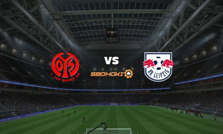 Live Streaming  Mainz vs RB Leipzig 15 Agustus 2021 1