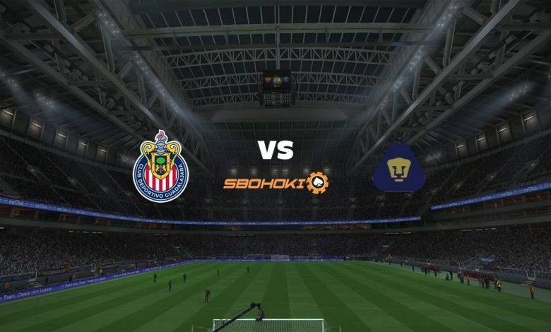 Live Streaming  Tapatío vs Pumas Tabasco 6 Agustus 2021 1