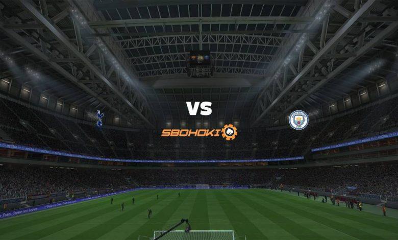 Live Streaming  Tottenham Hotspur vs Manchester City 15 Agustus 2021 1