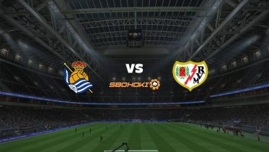 Photo of Live Streaming  Real Sociedad vs Rayo Vallecano 22 Agustus 2021