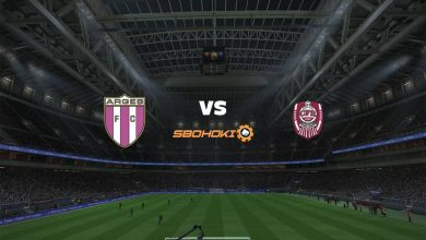 Photo of Live Streaming  FC Arges vs CFR Cluj-Napoca 21 Agustus 2021