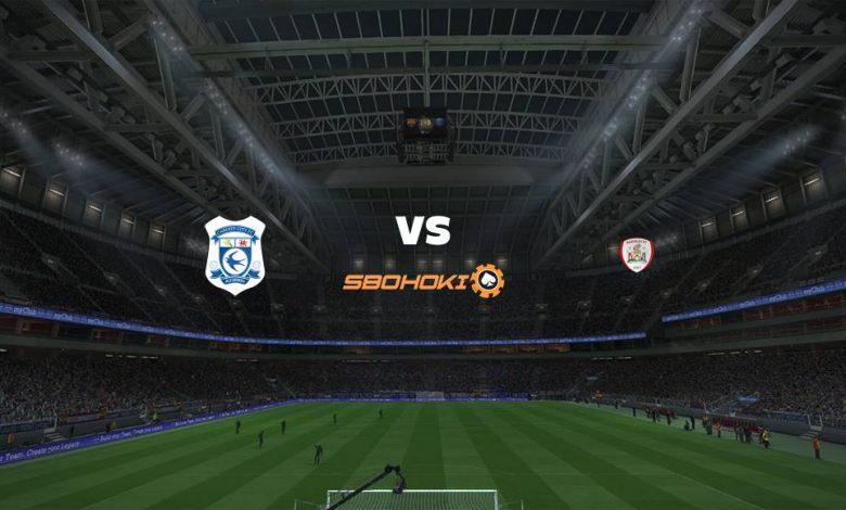 Live Streaming  Cardiff City vs Barnsley 7 Agustus 2021 1