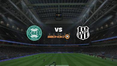 Photo of Live Streaming  Coritiba vs Ponte Preta 18 Agustus 2021