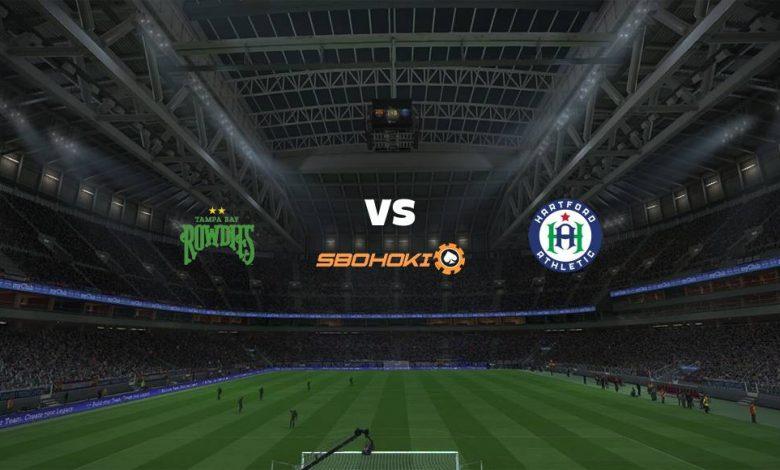Live Streaming  Tampa Bay Rowdies vs Hartford Athletic 13 Agustus 2021 1