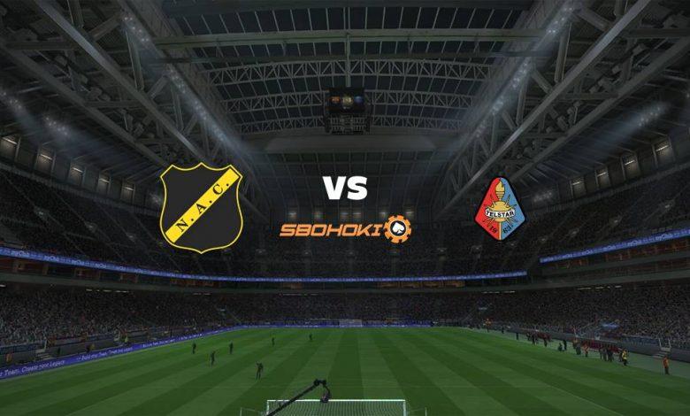 Live Streaming  NAC Breda vs Telstar 13 Agustus 2021 1