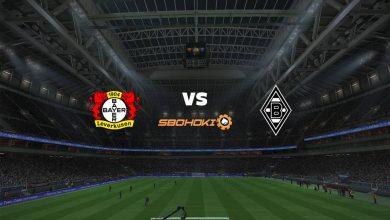 Photo of Live Streaming  Bayer Leverkusen vs M'gladbach 21 Agustus 2021