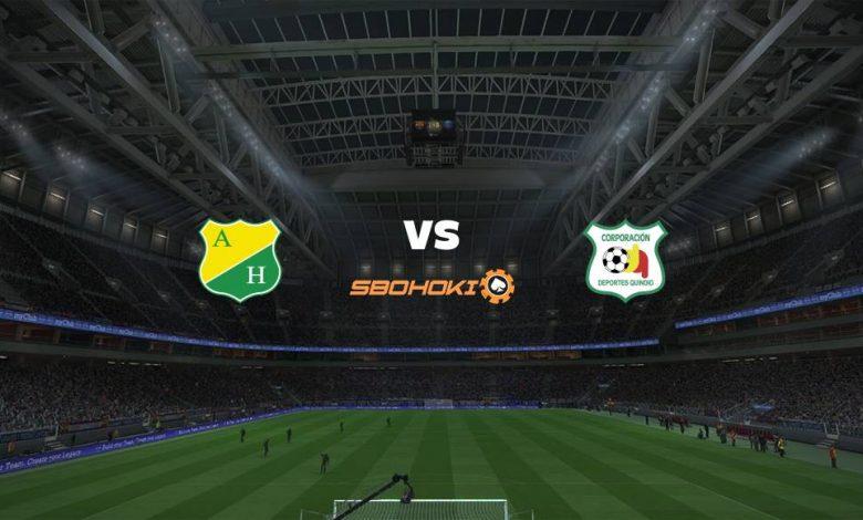 Live Streaming  Atlético Huila vs Deportes Quindío 7 Agustus 2021 1
