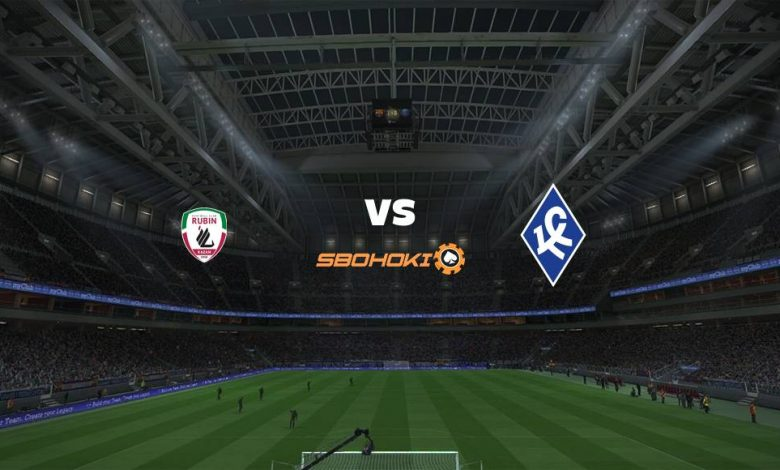 Live Streaming  Rubin Kazan vs Krylia Sovetov 15 Agustus 2021 1