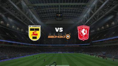 Photo of Live Streaming  SC Cambuur vs FC Twente 28 Agustus 2021