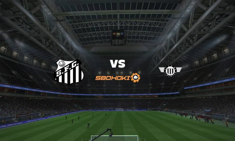 Live Streaming  Santos vs Libertad 13 Agustus 2021 1