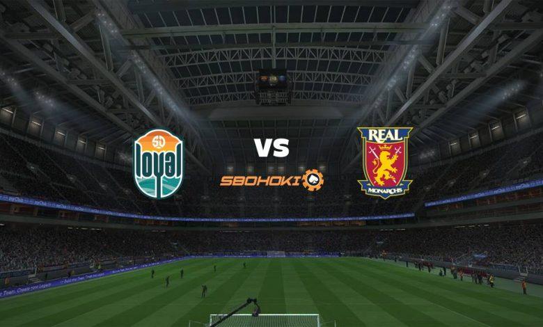 Live Streaming  San Diego Loyal SC vs Real Monarchs SLC 8 Agustus 2021 1