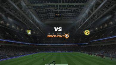 Photo of Live Streaming  León vs América 29 Agustus 2021