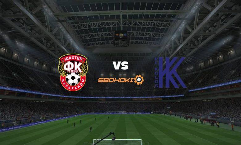 Live Streaming  Shakhter Karagandy vs FC Kolos Kovalivka 10 Agustus 2021 1