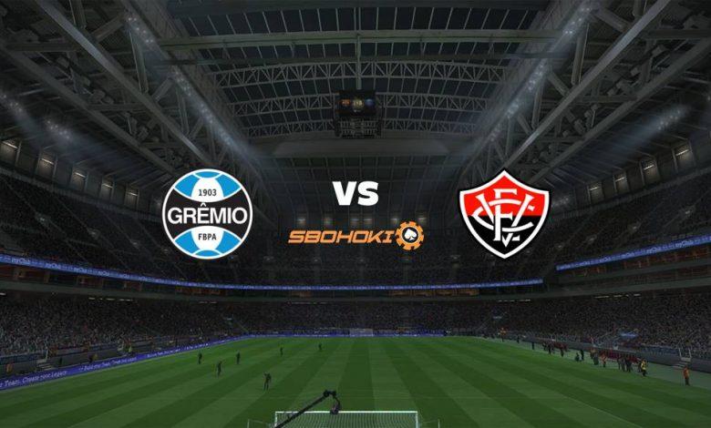 Live Streaming  Grêmio vs Vitória 3 Agustus 2021 1