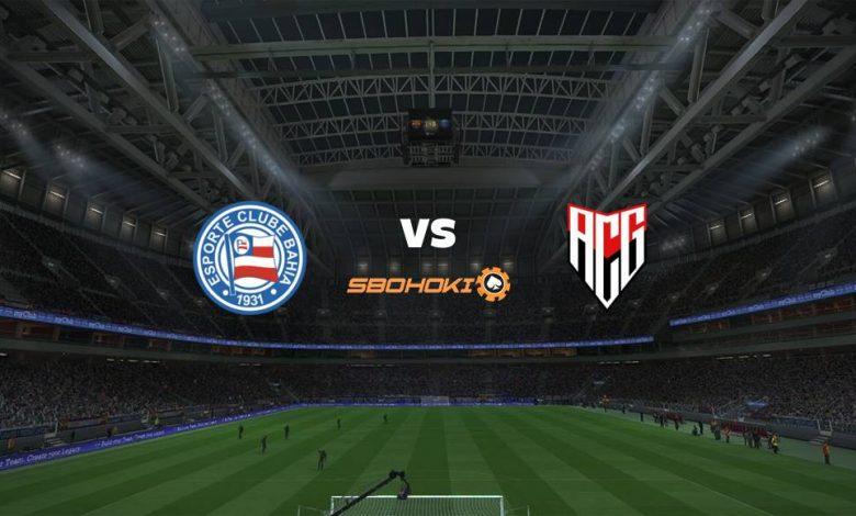 Live Streaming  Bahia vs Atlético-GO 15 Agustus 2021 1
