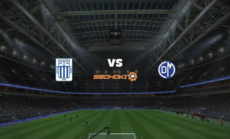 Live Streaming  Alianza Lima vs Deportivo Municipal 14 Agustus 2021 1