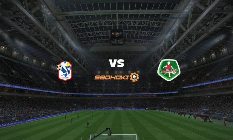 Live Streaming  Manta F.C. vs Mushuc Runa 15 Agustus 2021 1