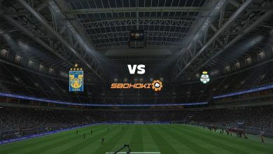 Photo of Live Streaming  Tigres UANL vs Santos Laguna 8 Agustus 2021