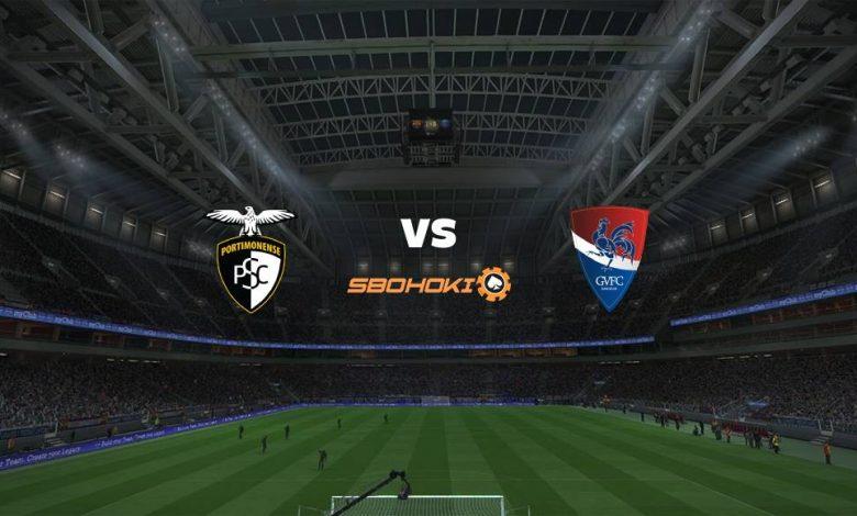 Live Streaming  Portimonense vs Gil Vicente 15 Agustus 2021 1