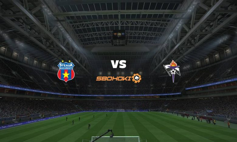 Live Streaming  FCSB vs Gaz Metan 8 Agustus 2021 1