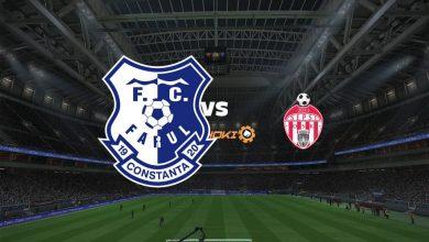 Photo of Live Streaming  FC Farul Constanta vs Sepsi Sfantu Gheorghe 9 Agustus 2021