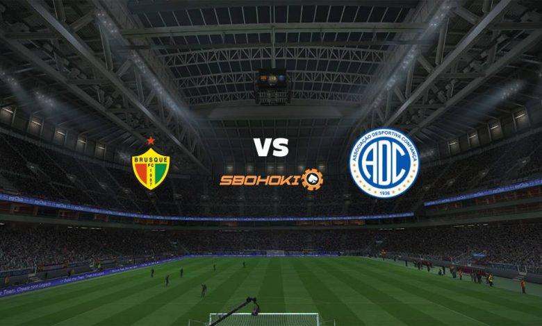 Live Streaming  Brusque vs Confiança 1 Agustus 2021 1