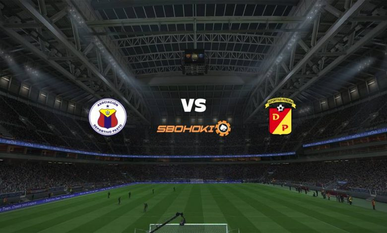 Live Streaming  Deportivo Pasto vs Deportivo Pereira 3 Agustus 2021 1