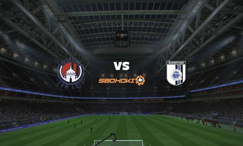 Live Streaming  Atlético San Luis vs Querétaro 3 Agustus 2021 1