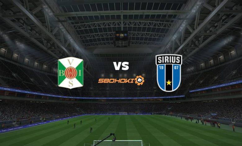 Live Streaming  Varbergs BoIS FC vs Sirius 9 Agustus 2021 1