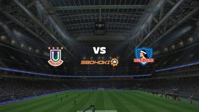 Photo of Live Streaming  Unión La Calera vs Colo Colo 25 Agustus 2021