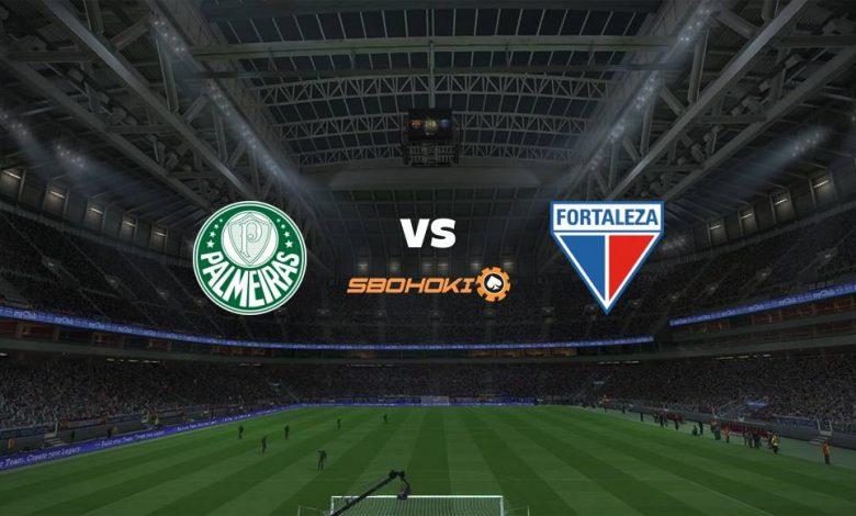 Live Streaming  Palmeiras vs Fortaleza 8 Agustus 2021 1