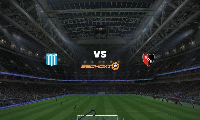 Live Streaming  Racing Club vs Newell's Old Boys 15 Agustus 2021 1